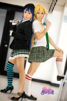 We are YOUR School ANGELS ii by seseostara