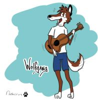 For Wolfgang-Jake by nlorier