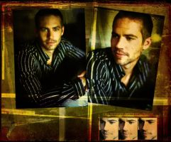 Paul Walker Graphic by mysticalxillusions