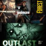My favorite Games by XTombRaiderxx