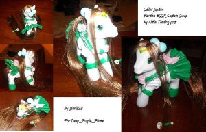 Sailor Jupiter by Jenni823