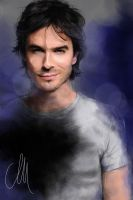 ian somerhalder by cymue