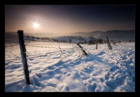 Beskid Sadecki Mountains IV by KarolP
