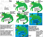 Ms Paint Tutorial, Realism by Archerionwolf
