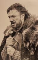 Eddie Stark - Game of Thrones by Lewis3222