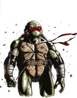 Raph Sketch by nbashowtimeonnbc