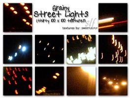 TEXTURES Grainy Street Lights by sweetlilfly