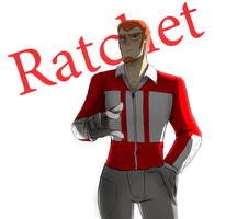 Humanized TFP Ratchet by Crococheese