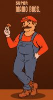 NES All Stars: Mario by Deimos-Remus