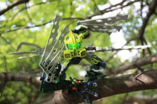 Bohrok Sighted, Commencing Stealth Approach... by Kage-Kaldaka