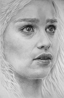 Daenerys by PMucks