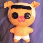 Youtubers -  GTA I AM WILDCAT Plushie by Jack-O-AllTrades