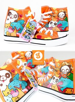 Pets shoes by Bobsmade