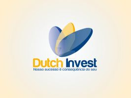 Logo Dutch invest by sorianodesign