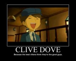 Clive Dove by XfoxxbloodX