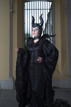 Maleficent4 by Valerie-Mrosek-Stock