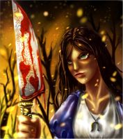Alice Madness Returns by EverchangingArt