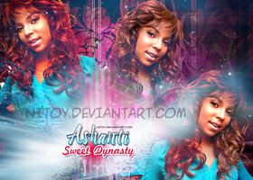 Ashanti Graphic by nitoy