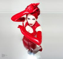 red is my color III by bommi