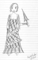 Old Fashioned Prom Dress by pepsipepsibaby