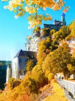 Rocamadour by ArtClem