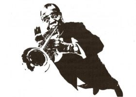 louis armstrong by Franki1981