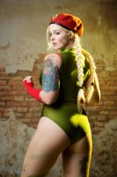 Cammy by mcolon93