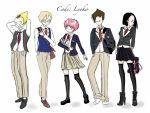 Code Lyoko: The Preps?! by toastedCroissants