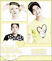 SHINee - PHOTOPACK#03 by JeffvinyTwilight