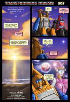 Transformers Mosaic: Wish by hombreimaginario