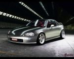 Honda Del Sol Euro by GoodieDesign