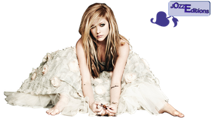 avril lavigne PNG by anime1991