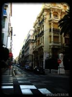 Narrow Streets by amandaWAY