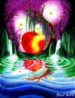 The Giant Apple of the Faeries by LysusGashtall