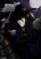 Vampire Hunter D by Amateur-Kunoichi