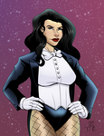 Zatanna  by monkeygeek