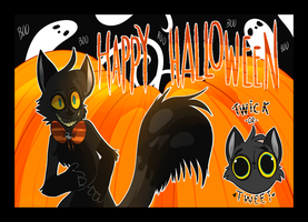 HAPPEH HALLOWEEN by star-vader