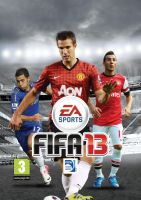 My FIFA 13 Cover by thomasdyke