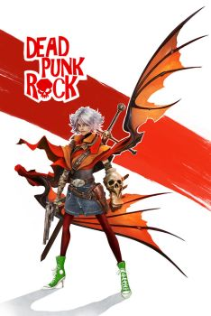 Angela - Dead Punk Rock by Eyardt