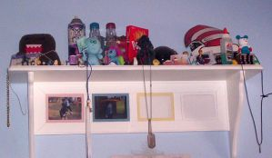 My Shelf of Awesome by vampire-rocker