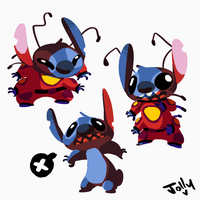 Stitch by themsjolly