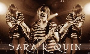 In the Music-Sara Quin by MsNJS