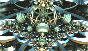abstract bulb construction by Andrea1981G