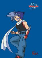 Kai Beyblade - Shaded by Nesgate