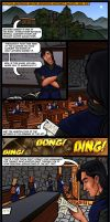 The Realm of Kaerwyn Issue 3 page 2 by JakkalWolf