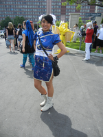 Anime North 2012 - Chun-li Cosplay by jmcclare