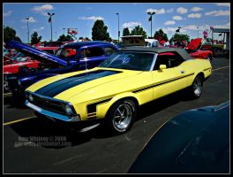 1970 Mustang by Car-Crazy