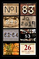 numbers by weasel35