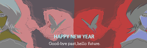 Happy New Year. by Reicandy