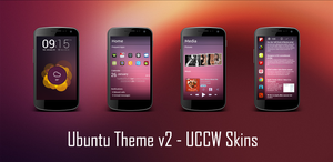 Ubuntu Theme (version 2) for Android by bagarwa